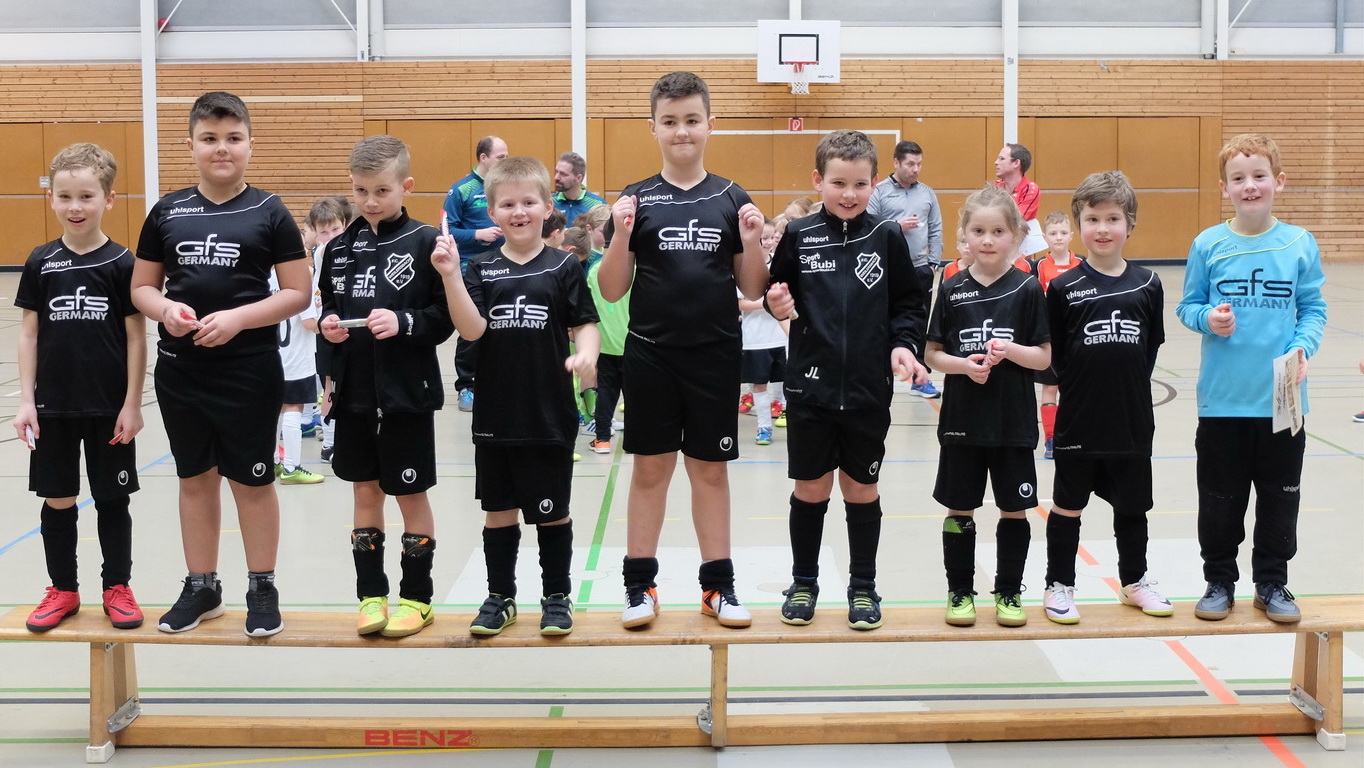 F-Jugend FC Weilersbach