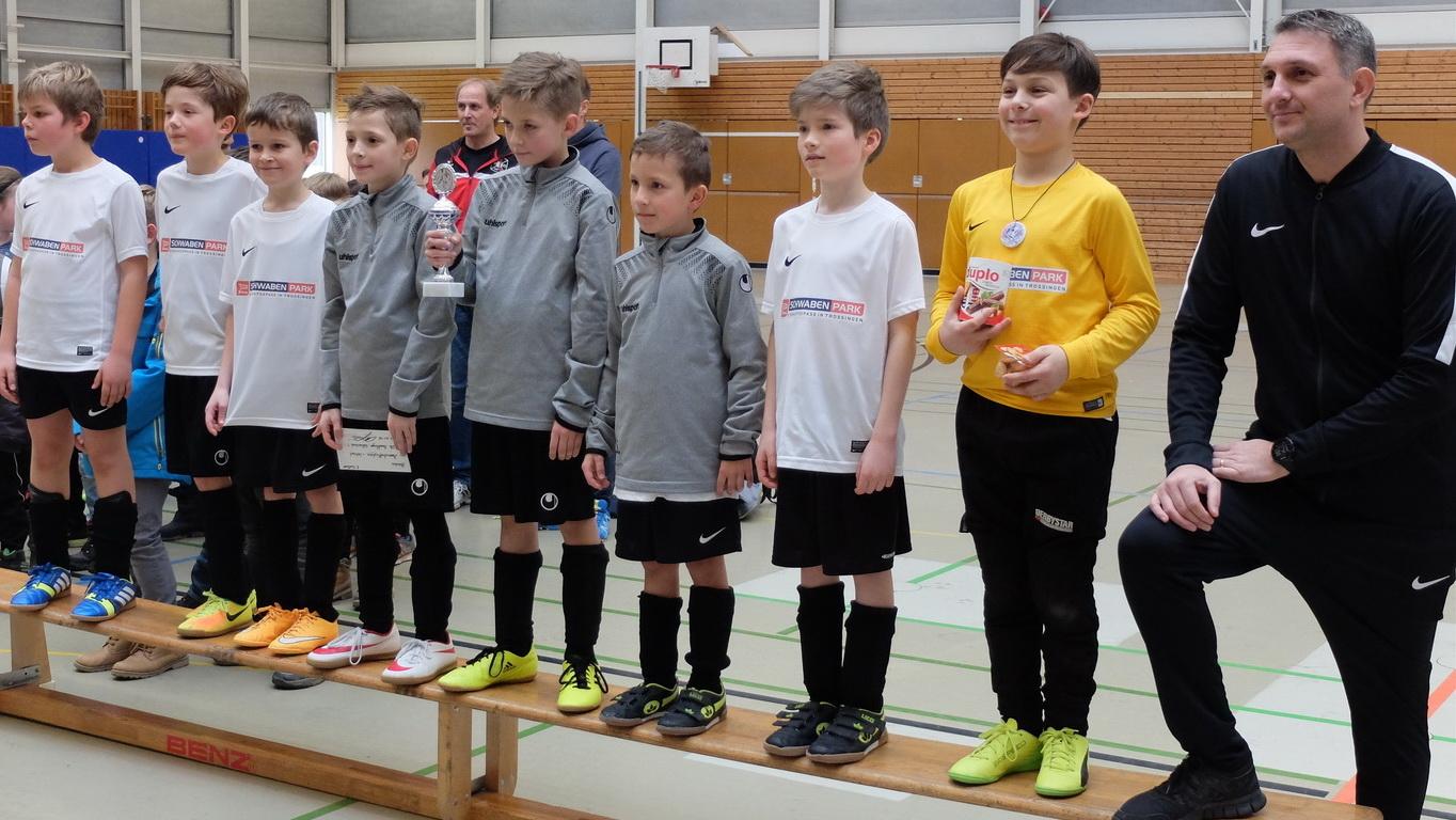 E1 Jugend (3. Platz)