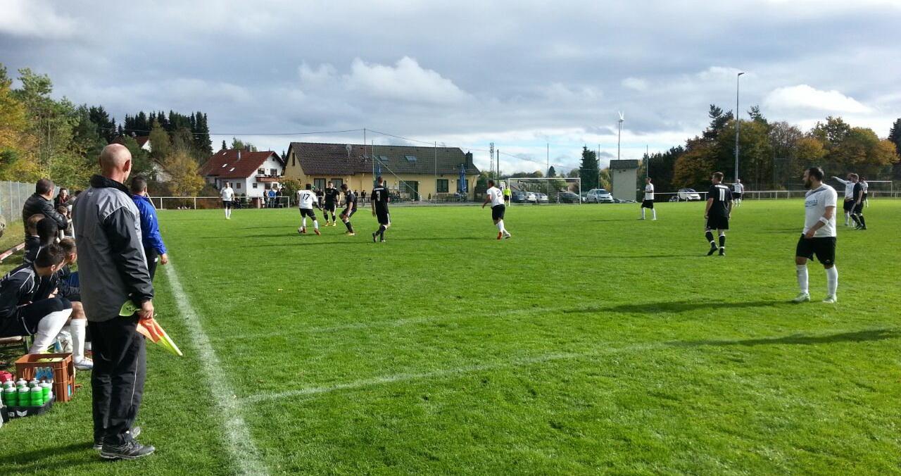 FC Schonach II - FC Weilersbach 1