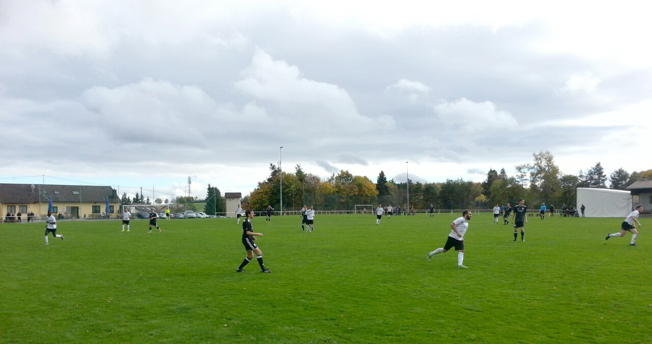 FC Schonach II - FC Weilersbach 8